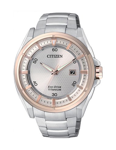 Citizen AW1404-51A Watch Eco-Drive STYLE