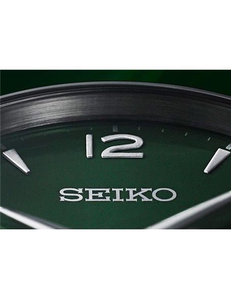 "Seiko SPB111J1 Automatic Presage Limited Edition ""Green Enamel Dial"" Watch"
