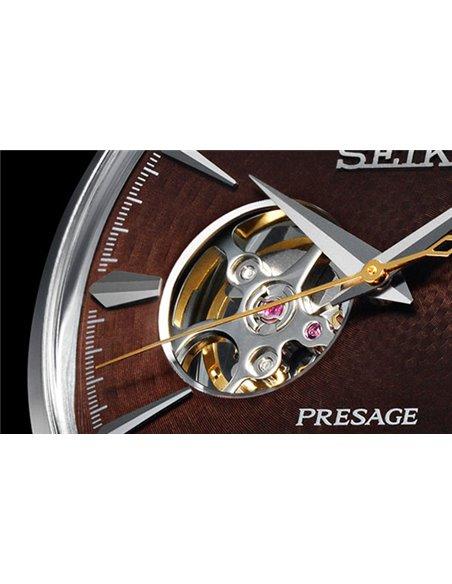 "Seiko SSA407J1 Automatic Presage Cocktail ""The Stinger"" Watch"