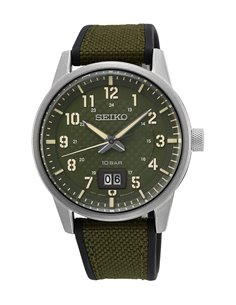 "Seiko SUR323P1 ""Neo Sport"" Watch"