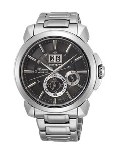 Seiko SNP165P1 Solar Premier Watch