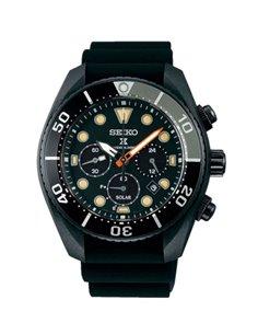 "Seiko SSC761J1 Seiko Solar Prospex Diver´s 200 m ""Sumo Black"" Watch"