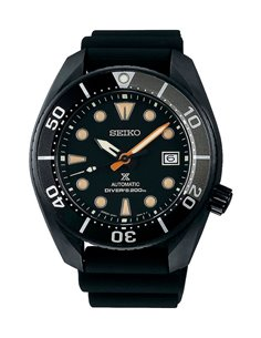 "Seiko SPB125J1 Automatic Prospex ""SUMO"" Black Series Watch"