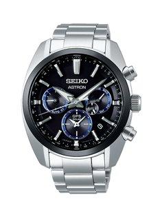 "Seiko SSH053J1 Astron GPS Solar ""DUAL TIME"" Watch"