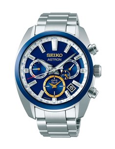 "Seiko SSH045J1 Astron GPS Solar LIMITED EDITION ""NOVAK DJOKOVIC"" Watch"