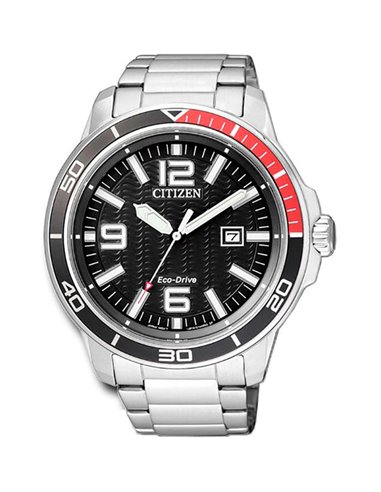 Citizen AW1520-51E Eco-Drive Watch OF COLLECTION MARINE