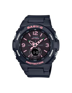 Casio BGA-260SC-1AER Baby-G Watch SPARE TIME