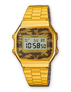 Casio A168WEGC-5EF Watch Collection CAMOUFLAGE