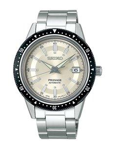 "Seiko SPB127J1 Automatic Presage Limited Edition ""Crown Grey"" Watch"