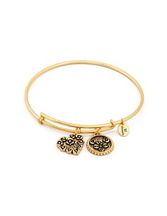 "Chrysalis Bracelet CRBT0720GP ""Wife"""