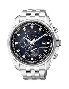 Reloj AT9030-55L Citizen Eco-Drive Radio Controlado H820