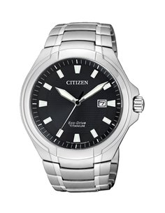 Reloj BM7430-89E Citizen Eco-Drive Super Titanium Man 7430