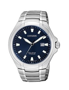 Reloj BM7430-89L Citizen Eco-Drive Super Titanium Man 7430