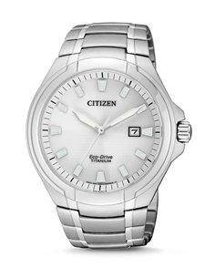 Citizen BM7430-89A Watch Eco-Drive Super Titanium Man 7430