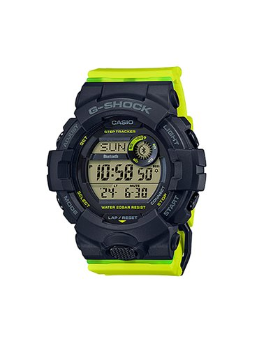Casio GMD-B800SC-1BER Casio G-SHOCK Bluetooth Step Tracker G-SQUAD Watch