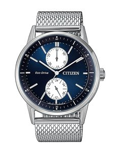 Citizen BU3020-82L Watch Eco-Drive OF COLLECTION