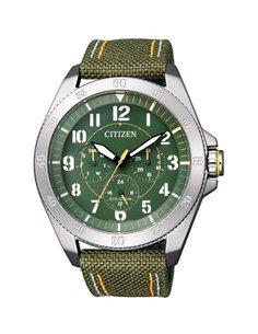 Citizen BU2030-09W Watch Eco-Drive MILITARY