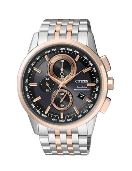 Citizen AT8116-65E Watch Eco-Drive Radio Controlled H804
