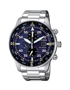 Citizen CA0690-88L Watch Eco-Drive AVIATOR CHRONO