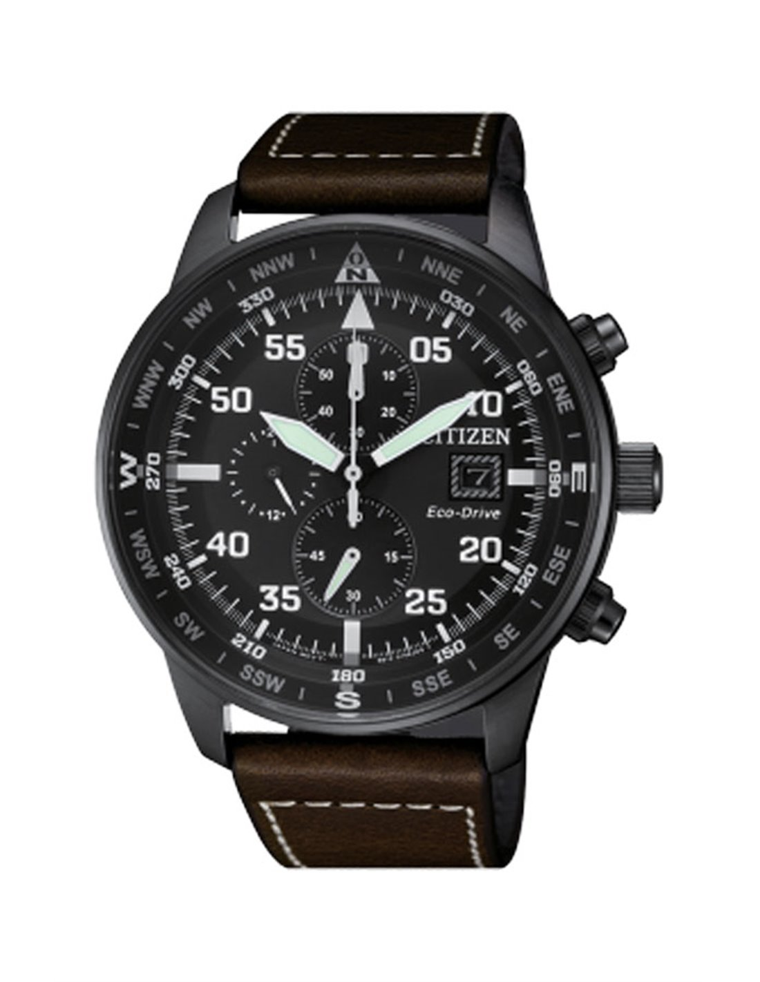 Ca0695 17e Citizen Aviator Chrono Ca0695 17e