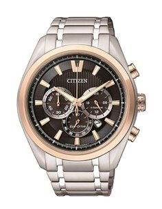Citizen CA4014-57E Watch Eco-Drive Super Titanium CRONO 4010