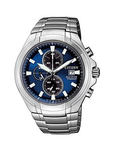 Reloj CA0700-86L Citizen Eco-Drive Super Titanium OF CHRONO SPORT