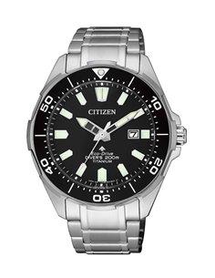 Citizen BN0200-81E Watch Eco-Drive Super Titanium PROMASTER DIVER 200 M