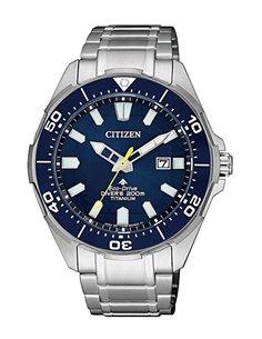 Citizen BN0201-88L Watch Eco-Drive Super Titanium PROMASTER DIVER 200 M