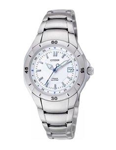 Citizen EU2515-59A Watch Quartz Titanium