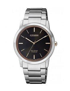 Reloj FE7024-84E Citizen Eco-Drive Super Titanium LADY