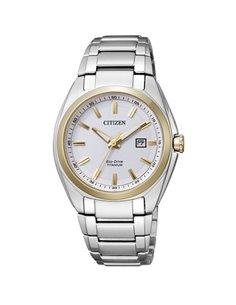 Citizen EW2214-52A Watch Eco-Drive Titanium LADY