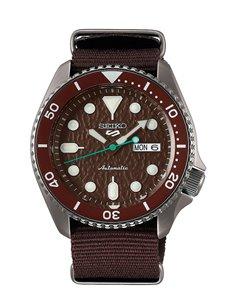 Seiko SRPD85K1 Automatic Nº5 SPORTS SENSE Watch