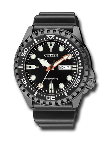 Citizen NH8385-11E Watch Automatic MARINE SPORT