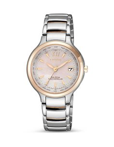 Citizen EC1174-84D Watch Eco-Drive Radio Controlled ENTERPRISE LADY
