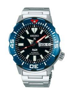 "Seiko SRPE27K1 Automatic PROSPEX Diver ""Monster"" PADI Watch"