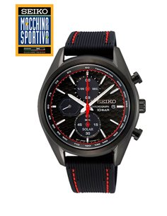 "Seiko SSC777P1 Solar Prospex ""Machina Sportiva"" Watch"