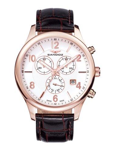 Sandoz 81369-85 GENÈVE SPORT Watch