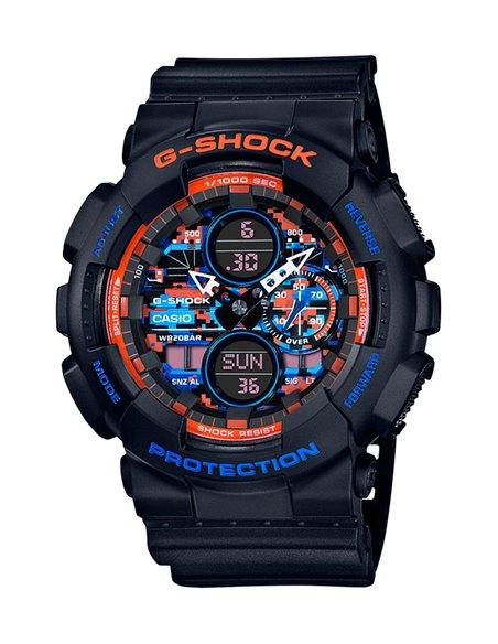 Casio GA-140CT-1AER G-Shock CITY CAMOUFLAGE Watch