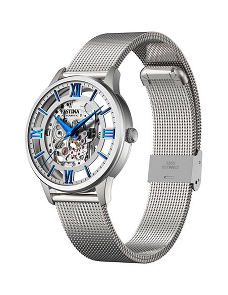 Festina F20534/1 Automatic SKELETON Watch