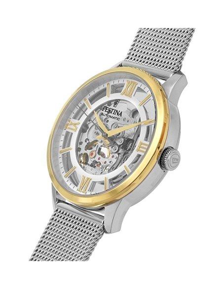Festina F20537/1 Automatic SKELETON Watch