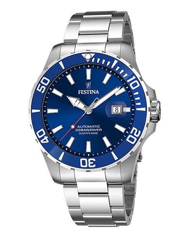Festina F20531/3 Automatic DIVER Watch