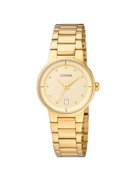 Reloj Citizen Quartz EU6012-58P