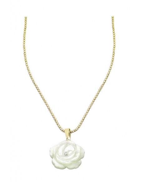 Lotus Silver Pendant LP1225/1/1