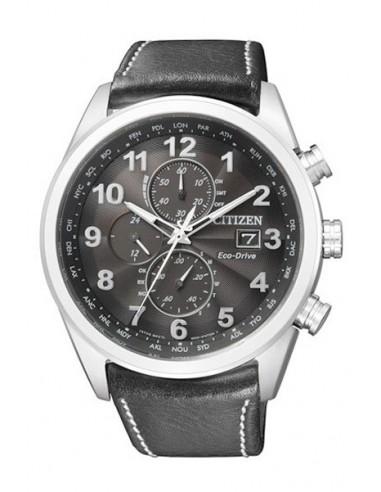 Reloj Citizen Eco-Drive Radio Controlado H800 Leonardo AT8011-04E