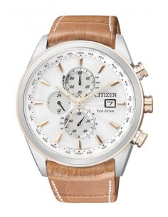 Citizen Eco-Drive Radio Controlled H800 Leonardo Watch AT8017-08A