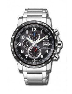 Reloj Citizen Eco-Drive Radio Controlado H800 Sport AT8124-83E
