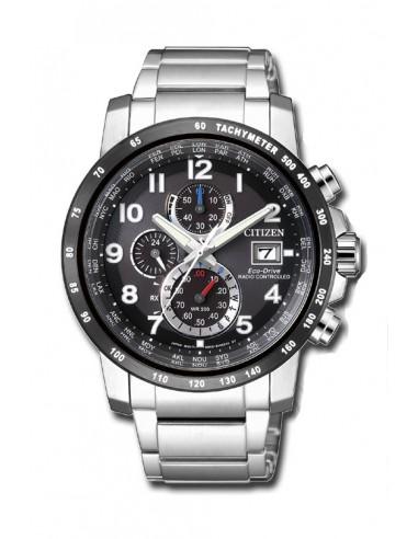 Reloj Citizen Eco-Drive Radio Controlado H800 Sport AT8124-83E