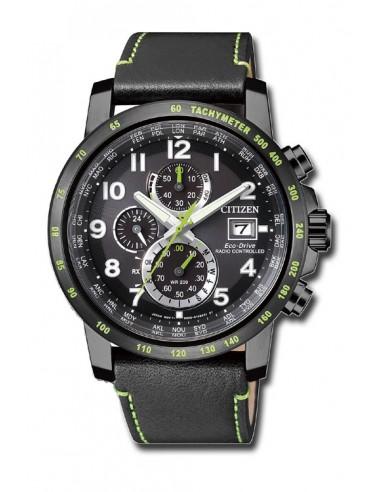 Reloj Citizen Eco-Drive Radio Controlado H800 Sport AT8128-07E