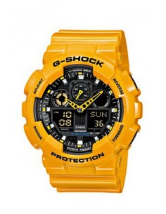 Casio G-Shock Watch GA-100A-9AER