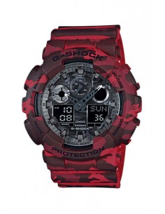 Casio G-Shock Watch GA-100CM-4AER